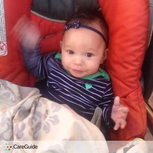 Child Care Job Ashley Hosford's Profile Picture