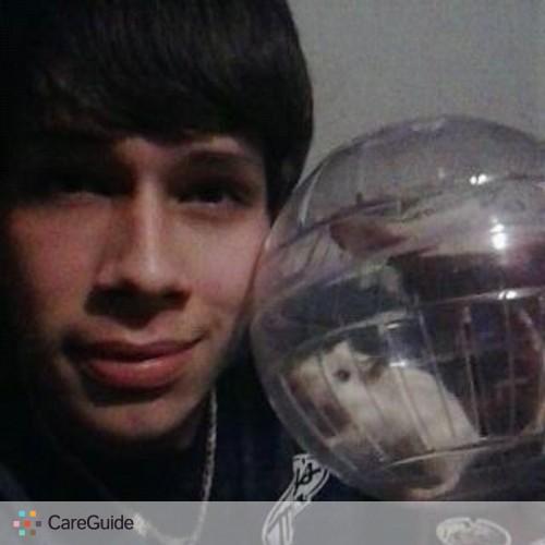 Pet Care Provider Brandon Baxter's Profile Picture