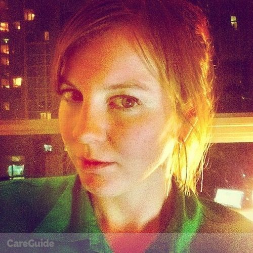 Canadian Nanny Provider Amy Frith's Profile Picture