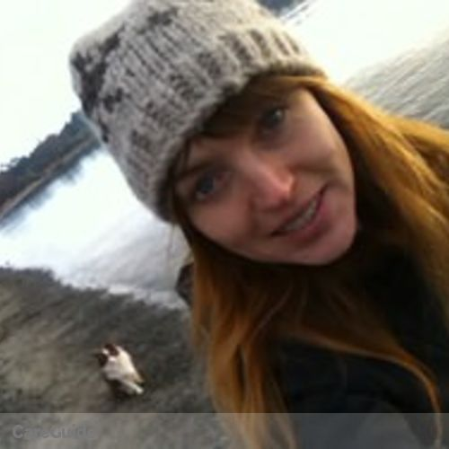 Canadian Nanny Provider Jenna Ward's Profile Picture