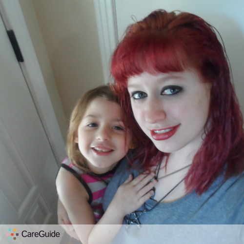 Child Care Provider Kristin Moore's Profile Picture