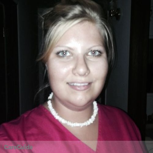 Canadian Nanny Provider Michelle Petersen's Profile Picture