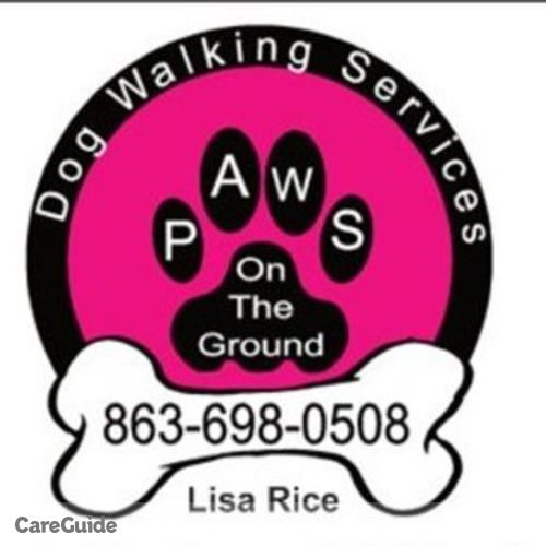 Pet Care Provider Lisa R's Profile Picture
