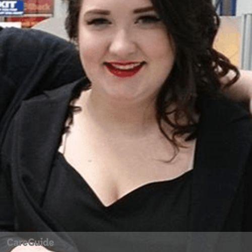Canadian Nanny Provider Alexandra O'Connor's Profile Picture