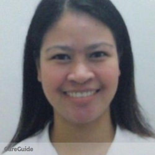 Canadian Nanny Provider Karla Marie Lendero - Fajardo's Profile Picture