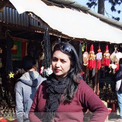 Canadian Nanny Provider Trishna B's Profile Picture