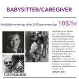 Babysitter in Calgary