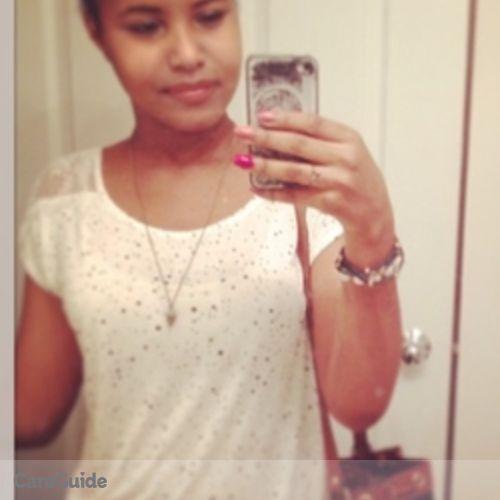 Canadian Nanny Provider Sara Mostafa's Profile Picture