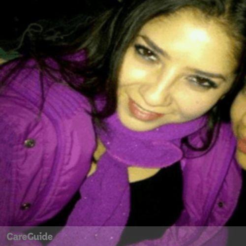 Canadian Nanny Provider Cynthia Gutierrez's Profile Picture