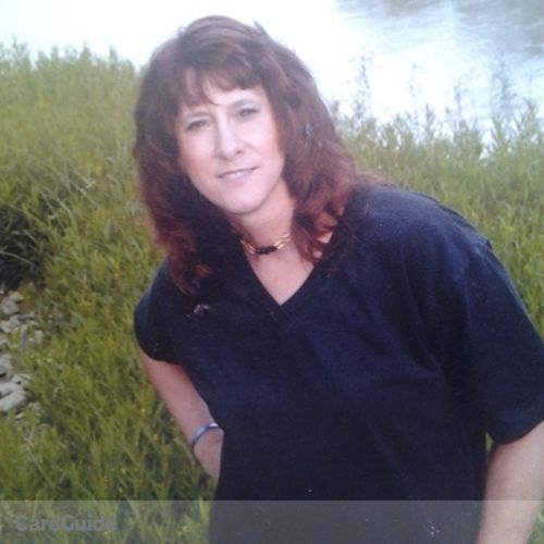 House Sitter Provider Annie Kivett's Profile Picture