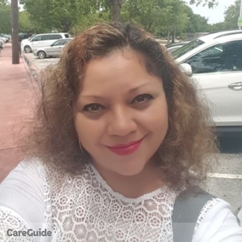 Housekeeper Provider Angelica Moctezuma's Profile Picture