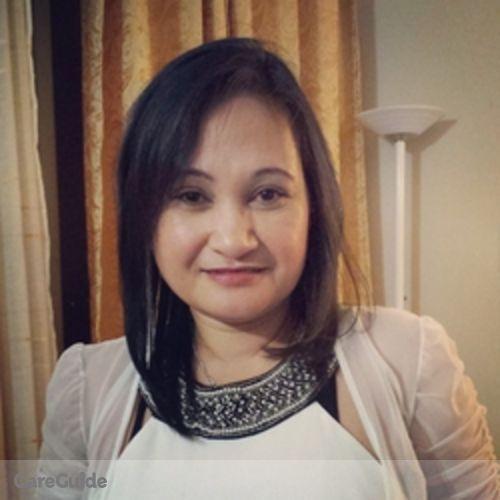 Canadian Nanny Provider Juliete T's Profile Picture