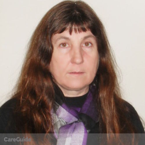 Canadian Nanny Provider Christine Churchill's Profile Picture