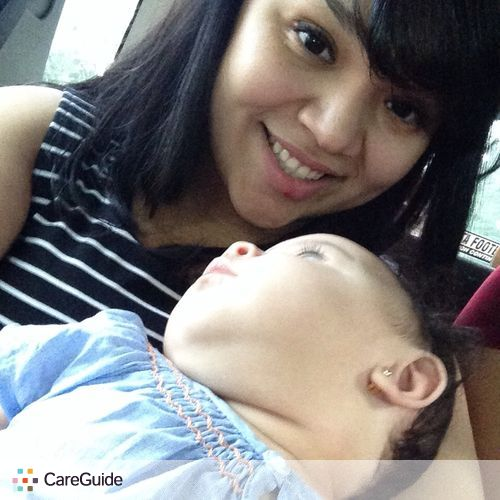 Child Care Provider Alexa M's Profile Picture