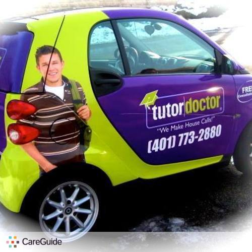 Tutor Provider Tutor Doctor-www.TutorChampions.com, Rhode Island's Profile Picture