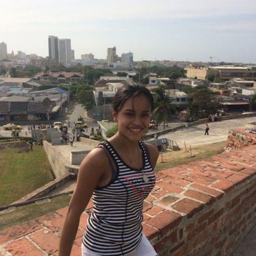 Canadian Nanny Provider Valentina Hurtado's Profile Picture