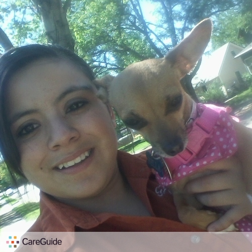 Pet Care Provider Itzel Soto's Profile Picture