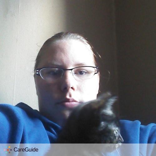 Pet Care Provider Brittany Hogan's Profile Picture
