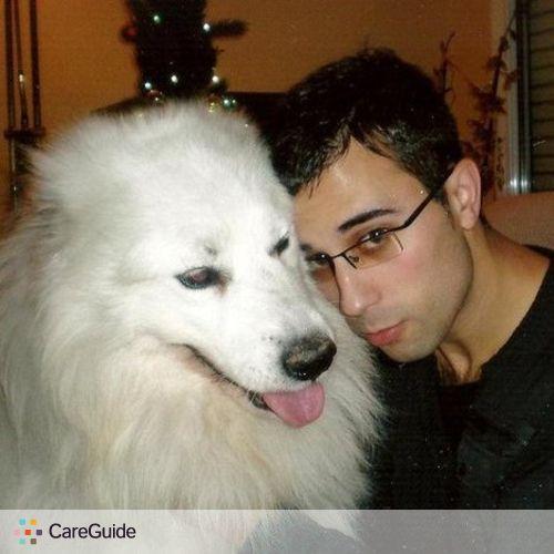 Pet Care Provider Santi Sanchez's Profile Picture