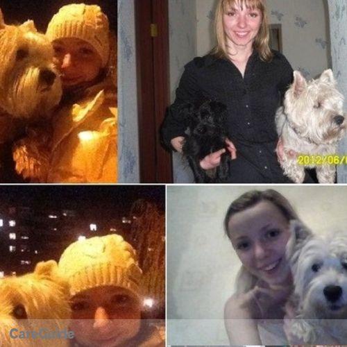 Pet Care Provider Olga K's Profile Picture