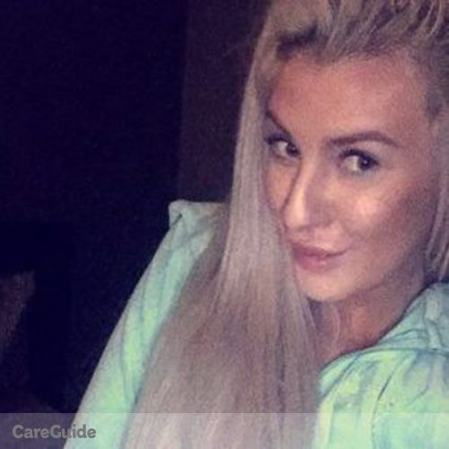 Canadian Nanny Provider Baylee Cardill's Profile Picture