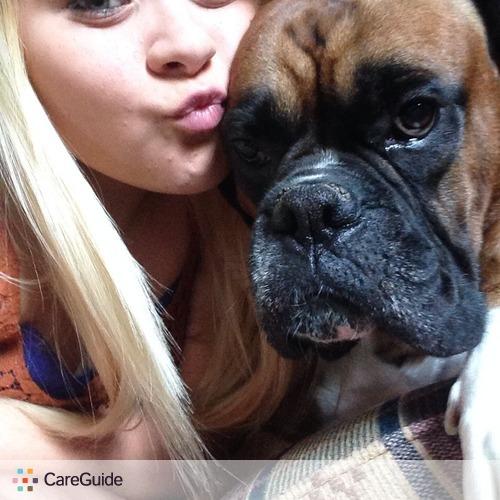 Pet Care Provider Jasmine Smith's Profile Picture