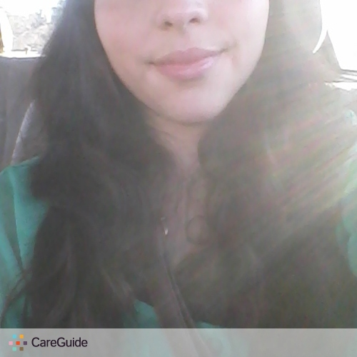 Child Care Provider Estefania G's Profile Picture