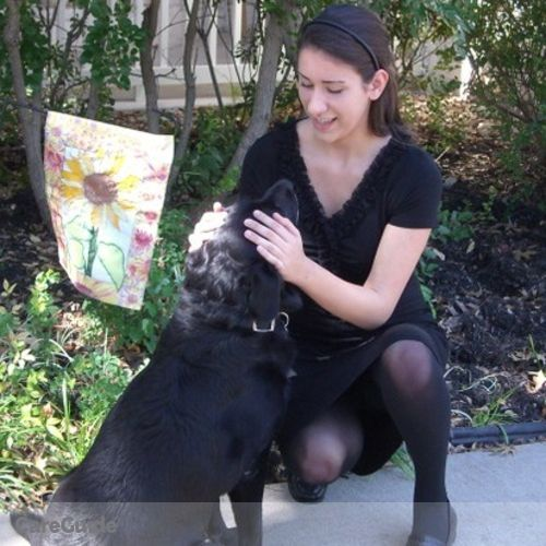 Pet Care Provider Jennifer Frederick's Profile Picture