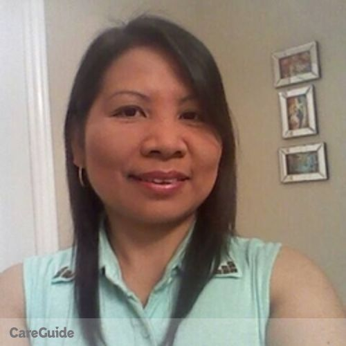 Canadian Nanny Provider Shirley Agarpao's Profile Picture
