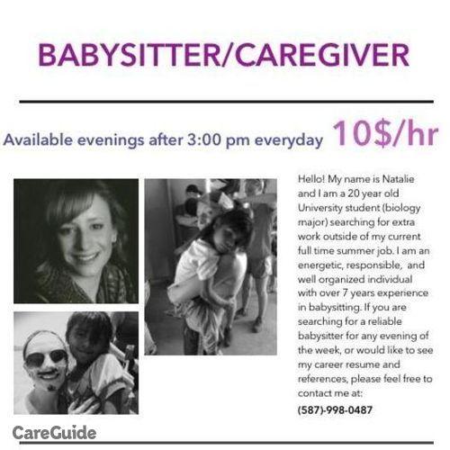 Child Care Provider Natalie Heembrock's Profile Picture