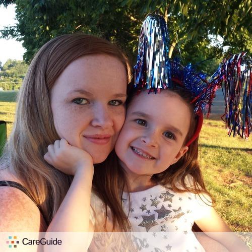 Child Care Provider Kate G's Profile Picture