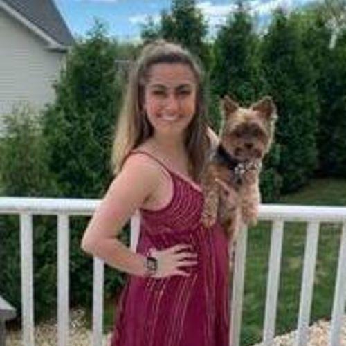 Pet Care Provider Angelica P's Profile Picture