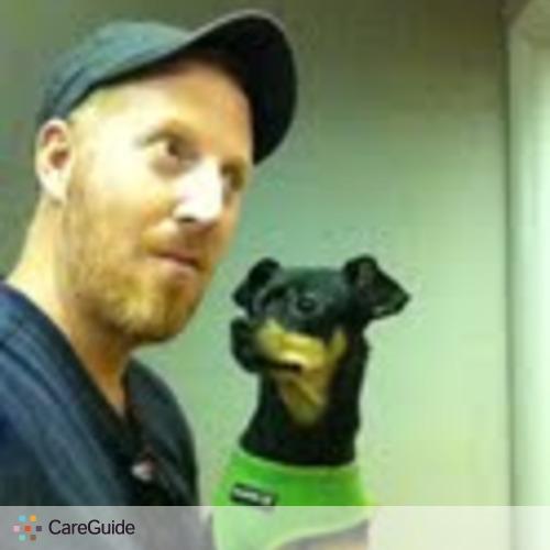 Pet Care Provider Gregory Halpen's Profile Picture