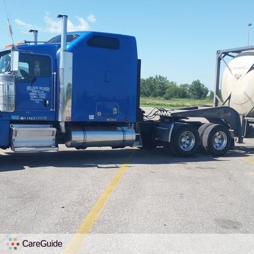 Truck Driver Job Kyle W's Profile Picture