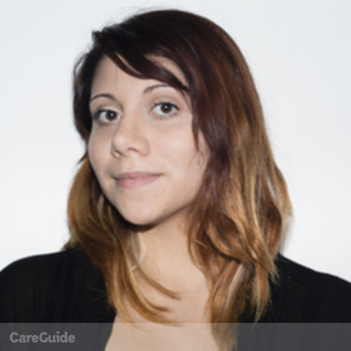 Canadian Nanny Provider Giselle Mira-Diaz's Profile Picture