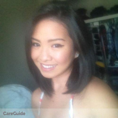 Canadian Nanny Provider Erika Galvez's Profile Picture