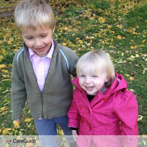 Child Care Job Ashley Janzen's Profile Picture