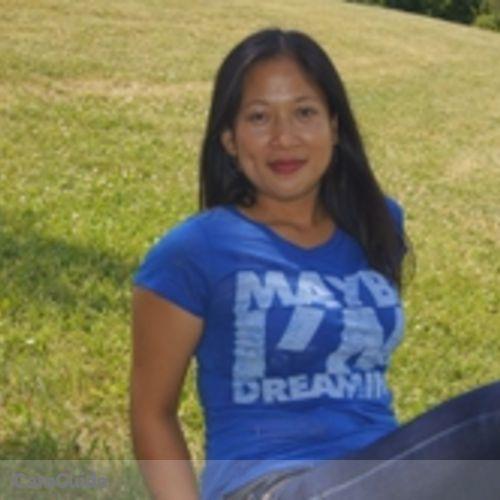 Canadian Nanny Provider Rhodora Yagyagan's Profile Picture