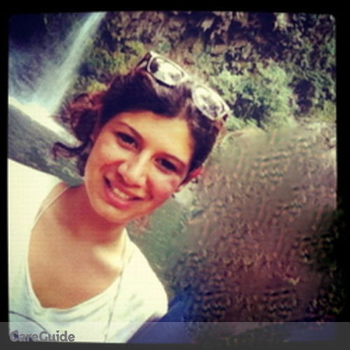 Canadian Nanny Provider Andrea Romero's Profile Picture