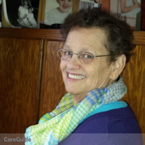 House Sitter Provider Mary Frances Campbell's Profile Picture