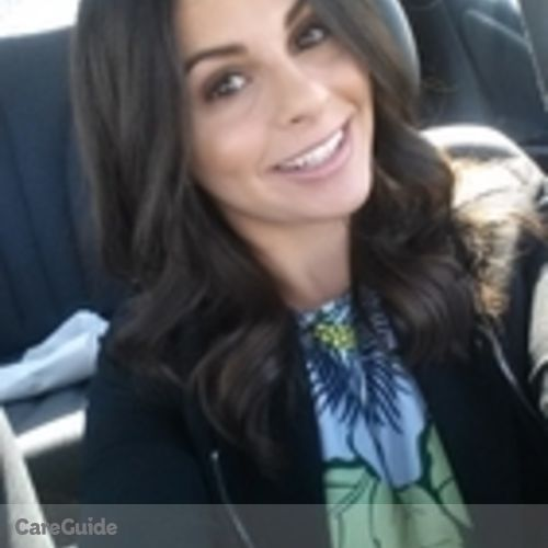 Canadian Nanny Provider Dua Hamed's Profile Picture