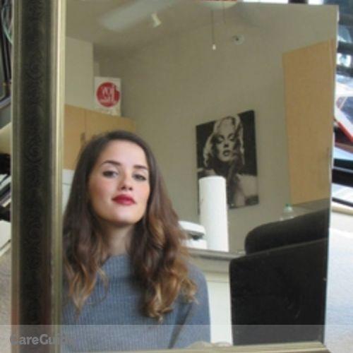 Canadian Nanny Provider Elisabetta Mattiello's Profile Picture