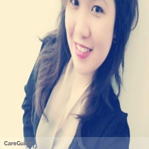 Canadian Nanny Provider Ferlyn Pableo's Profile Picture