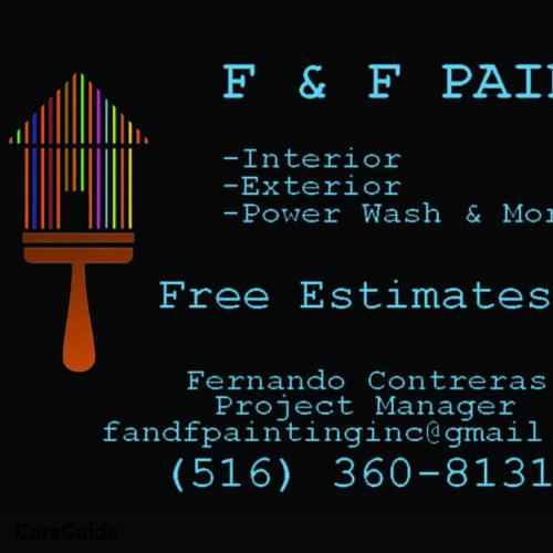 Painter Provider Fernando Contreras's Profile Picture