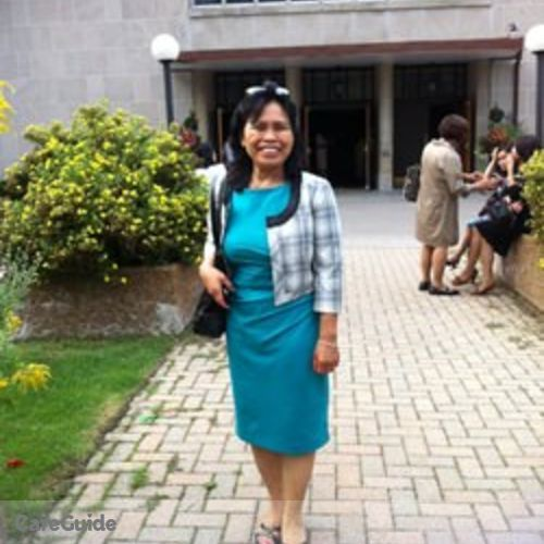 Canadian Nanny Provider Lydia Hijara's Profile Picture