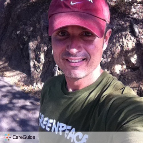 House Sitter Provider Daniel Halem's Profile Picture