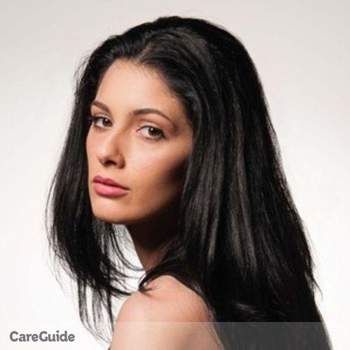 Canadian Nanny Provider Christina Farina's Profile Picture