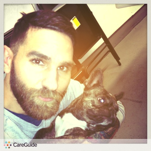 Pet Care Provider Alexeis R's Profile Picture