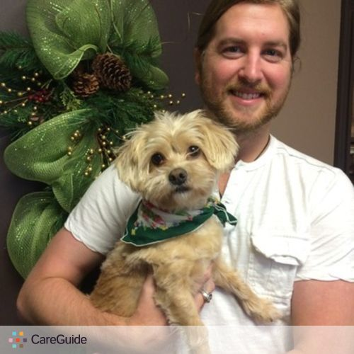 Pet Care Provider Aaron Meyers's Profile Picture