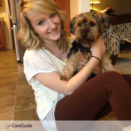 House Sitter Provider Rachelle Horning's Profile Picture